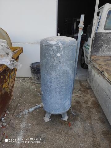 Depósito De Presión De Agua