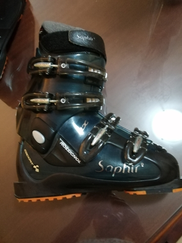 Botas Esquí Número