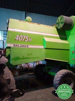 DEUTZ-FAHR TOPLINER 4075 BALANCE - foto 4