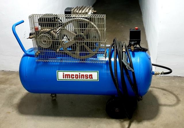 Compresor De Aire Imcoinsa 2/100-M Más A