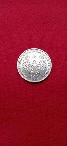 Moneda De Plata Alemania
