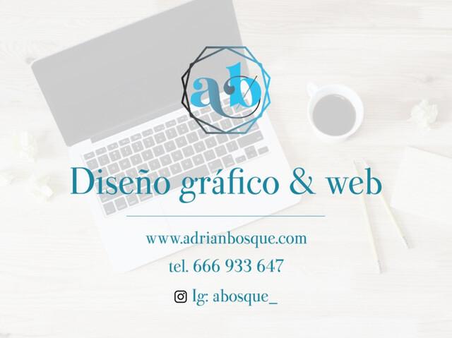 DISEÑO GRÁFICO Y WEB AL MEJOR PRECIO - foto 1