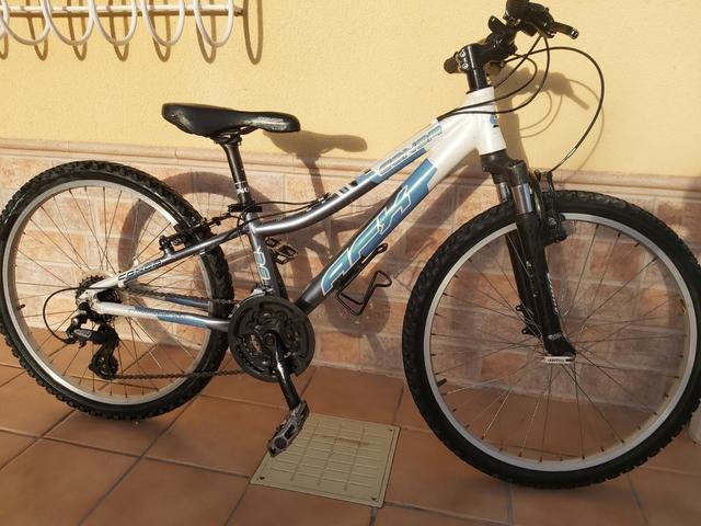 """Bicicleta Conor 24 \\\"""""""