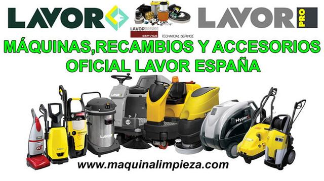 Distribuidor Oficial Lavor En España