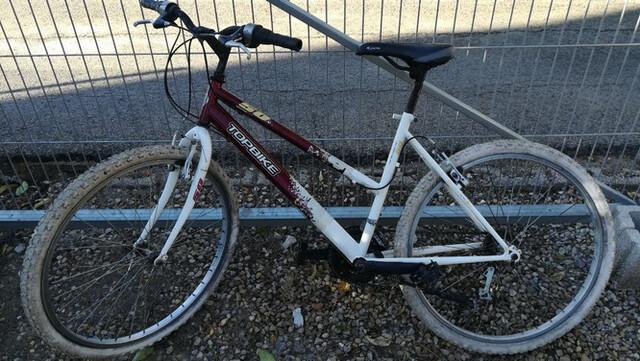 Bici Topbike En Buen Estado