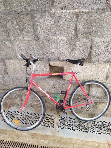 Bicicleta Peugeot De Acero