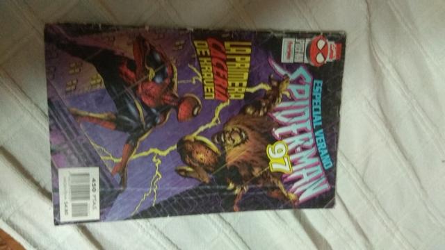 Comic De Espiderman De Marvel