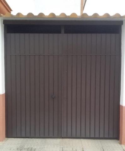 Puerta De Hierro.
