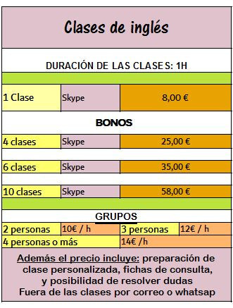 CLASES DE INGLÉS ECONÓMICAS - foto 2