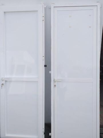 Puertas Y Ventanas De Aluminio Blanco