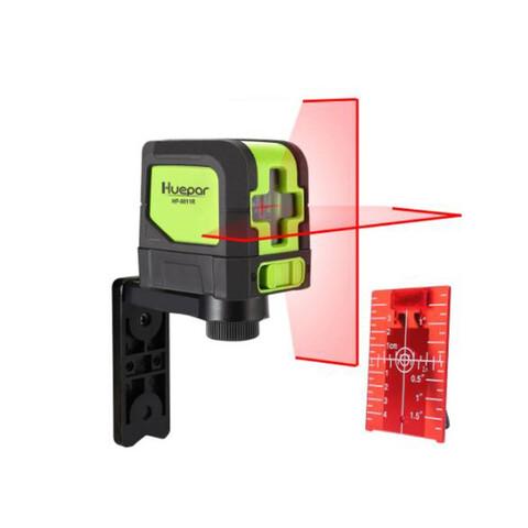 Nivel Laser Rojo Huepar (Nuevo)