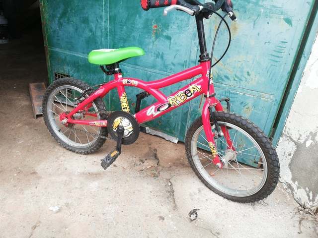 Bicicleta Orbea Llanta 14 Roja