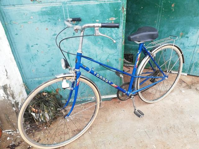 Bicicleta Torrot Llanta 700 Paseo