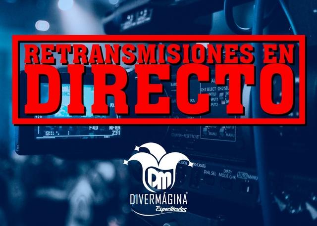 RETRANSMISIÓNES EN DIRECTO - foto 1