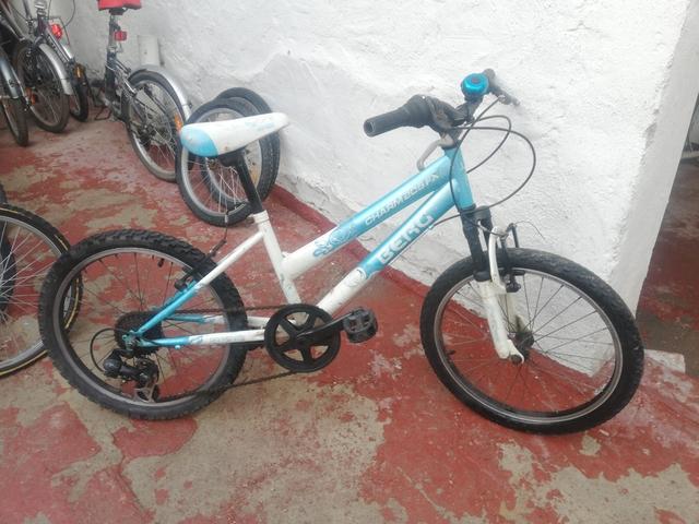 Bicicletas Llanta 20