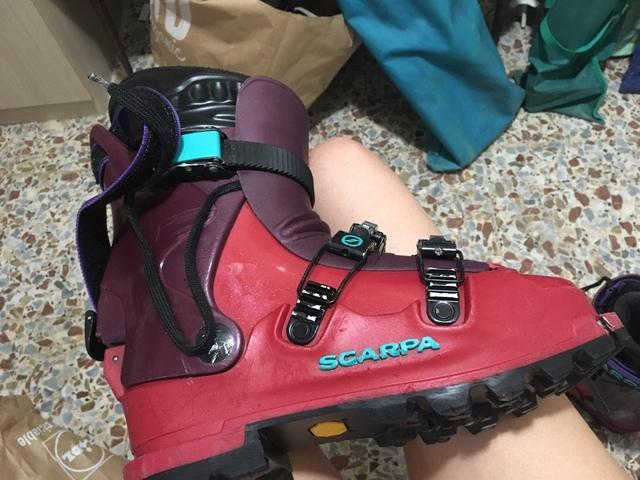 Botas De Esquí Scarpa