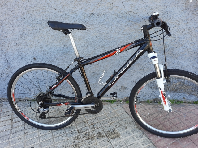 Bici Orbea Cross Country