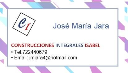 CONSTRUCCIONES INTEGRALES ISABEL - foto 1