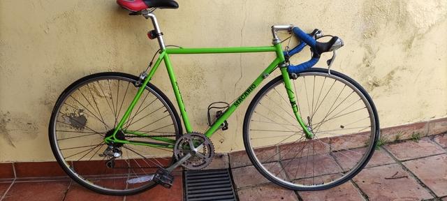 Bicicleta Macario Vintage Para Restaurar
