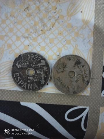 25 Céntimos 1927