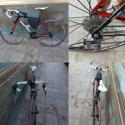 Bicicleta De Carbono,  Marca Wrc
