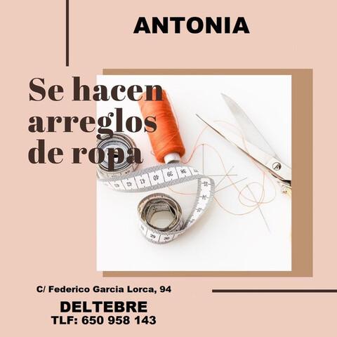 ARREGLOS DE ROPA - foto 1