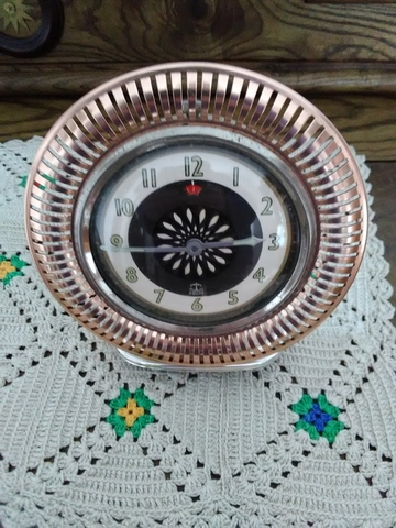 Reloj Despertador Hipnótico