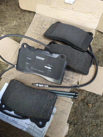 PINZAS BREMBO 4 PISTONES PEUGEOT 607 V6 - foto 6