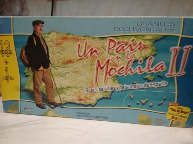 Mil Anuncios Com Cintas Vhs Un Pais En La Mochila I Y Ii