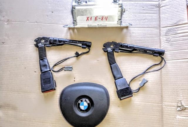 BMW X1E 84- CONJUNTO AIRBAG.  - foto 3