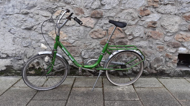 Bicicleta Rabasa Derbi