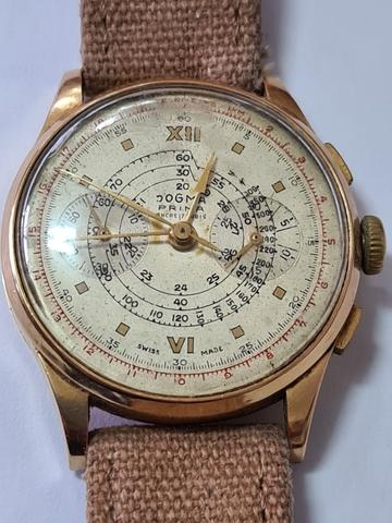 Reloj De Oro De 18 Kilates