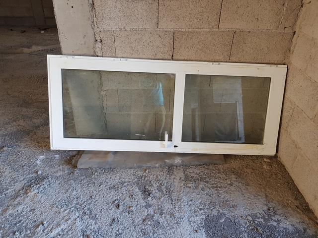 Puerta Aluminio Acristalada