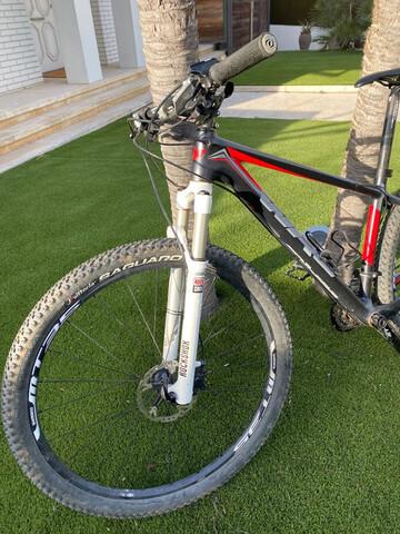 Bicicleta De Carbono  Connor 29' Talla M