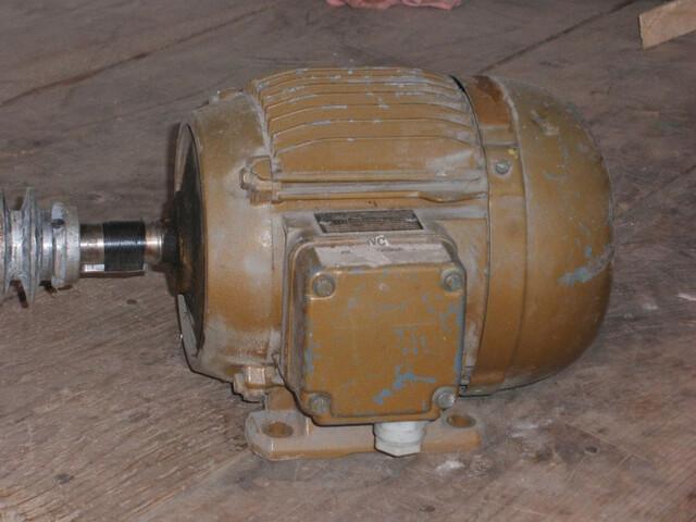 Motor Electrico Trifásico