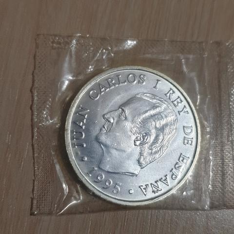 2000 Pesetas De 1995 Juan Carlos I