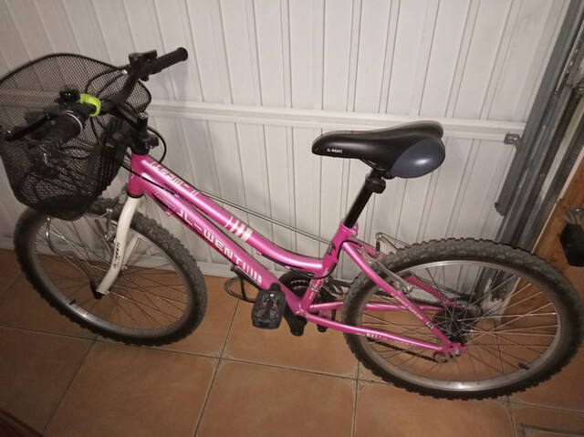 """Bici Niñ@ 24"""""""
