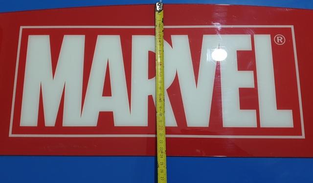 Marvel Cartel Metacrilato