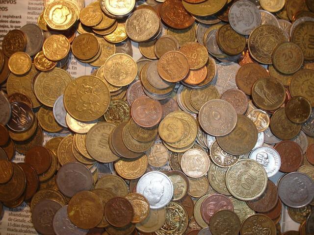 Monedas De Sudafrica Al Peso