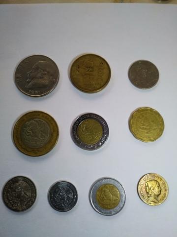 Cambio X Monedas