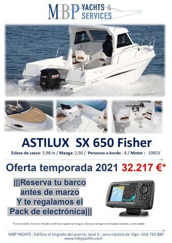 ASTILUX / GAMA 6 METROS - foto 1