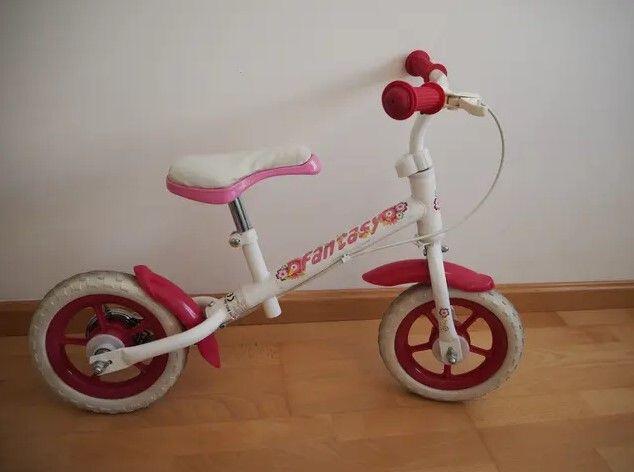 Vendo Bici Sin Pedales,  Con Freno.