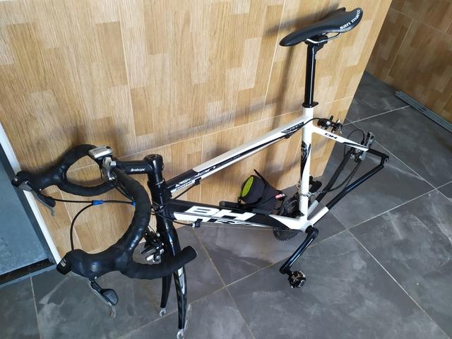 Se Vende Bicicleta De Carretera Bh Volan
