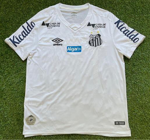 Santos 2019 Xl Camiseta