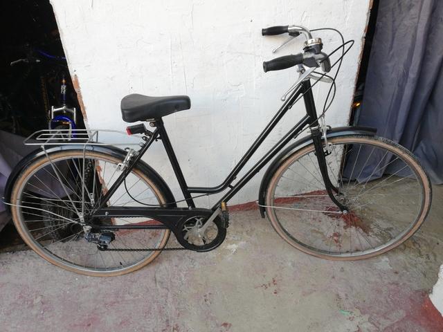 Bicicleta Paseo Llanta 700