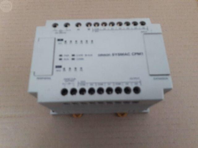CONTROLADOR PROGRAMABLE OMRON CPM1-10CDR - foto 1
