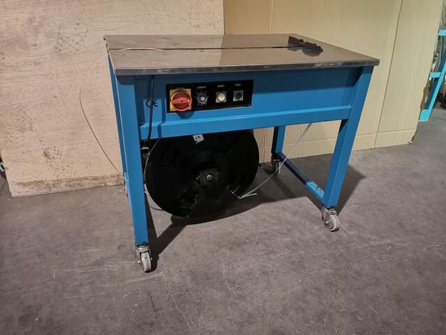 Flejadora De Mesa Automática