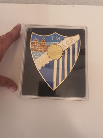 COLECCIÓN DE PIN MALAGA CLUB DE FÚTBOL - foto 2