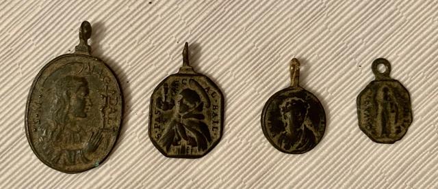 Medallas Antiguas