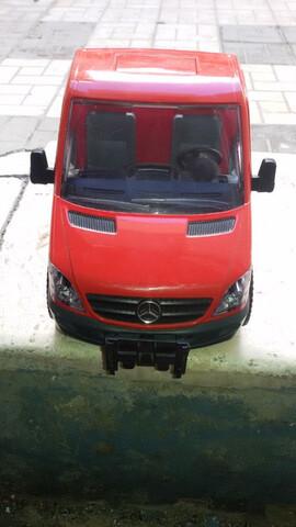 Camion Mercedes De Bruder